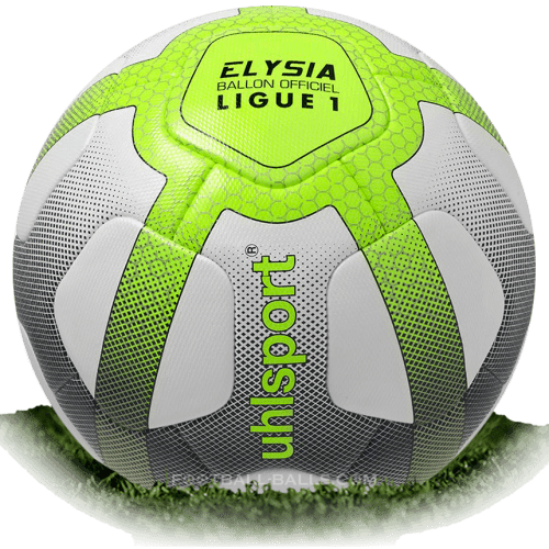 Uhlsport Elysia is official match ball of Ligue 1 2017/2018