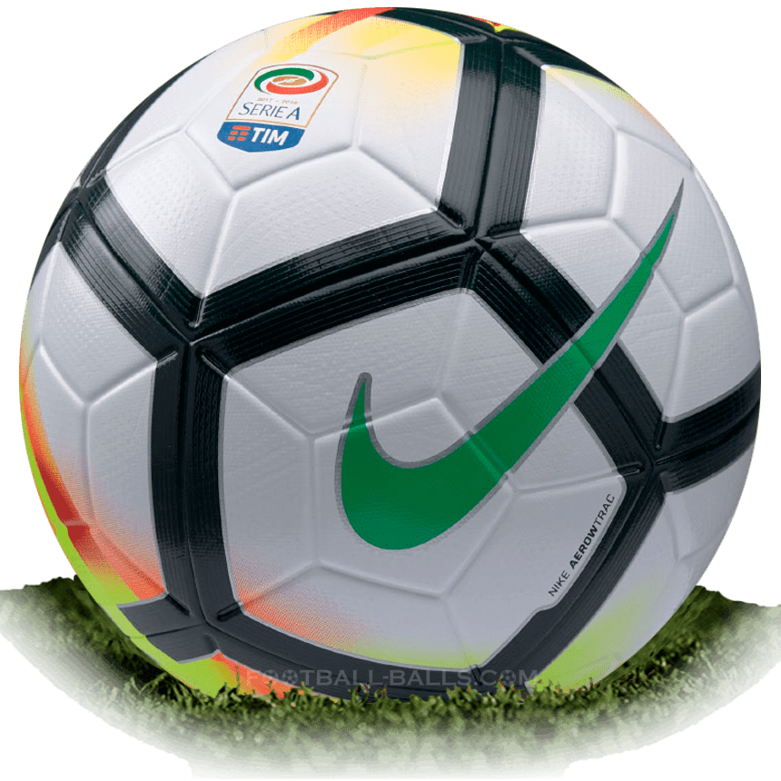 Nike Ordem 5 is official match ball of Serie A 2017/2018 | Football