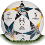 Adidas Finale Kyiv is official final match ball of Champions League 2017/2018