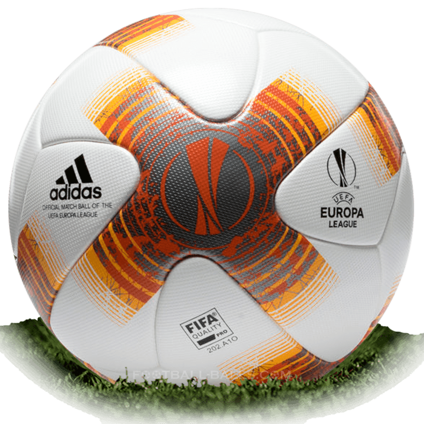 adidas europa league 2017 18 is official match ball of europa league 2017 2018 football balls database football balls database
