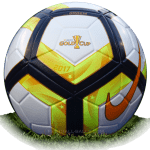 Nike Ordem 4 is official match ball of Gold Cup 2017