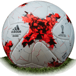 Adidas Krasava is official match ball of Confederations Cup 2017