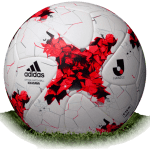 Adidas Krasava is official match ball of J League 2017
