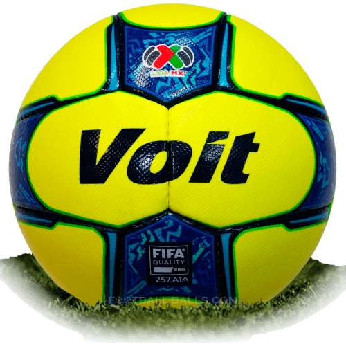 Voit Legacy Urball is official match ball of Liga MX Clausura 2017