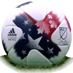 Adidas Nativo 3 ASG is official match ball of MLS All-Star Game 2017