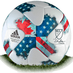 Adidas Nativo 3 is official match ball of MLS 2017
