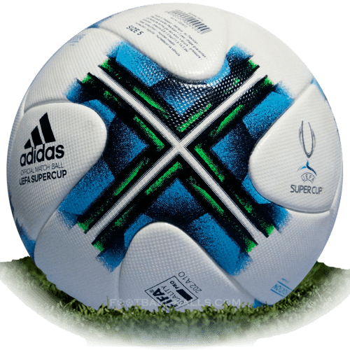 Adidas Super Cup 2017 is official match ball of UEFA Super Cup 2017