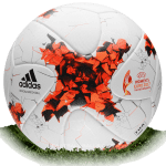Adidas Krasava is official match ball of UEFA Women's Euro 2017