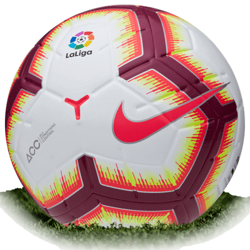Nike Merlin is official match ball of La Liga 2018/2019