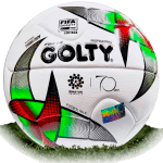 Golty Forza is official match ball of Liga Aguila 2018-2019