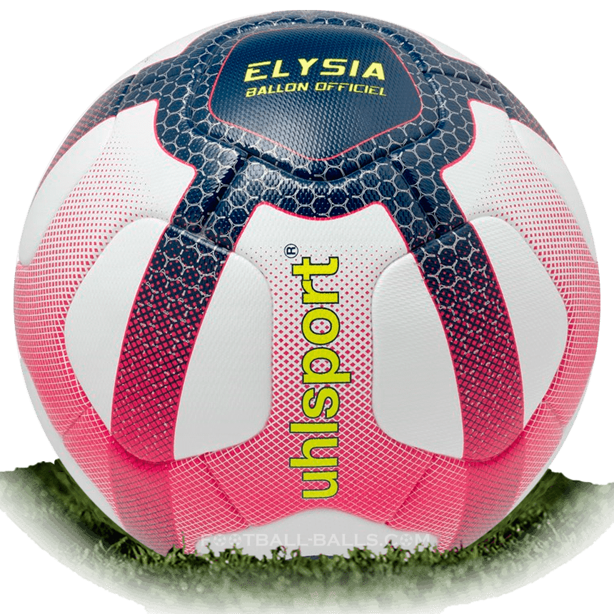 Uhlsport Elysia Conforama Is Official Match Ball Of Ligue 1 2018 2019 Football Balls Database