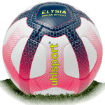 Uhlsport Elysia Conforama is official match ball of Ligue 1 2018/2019