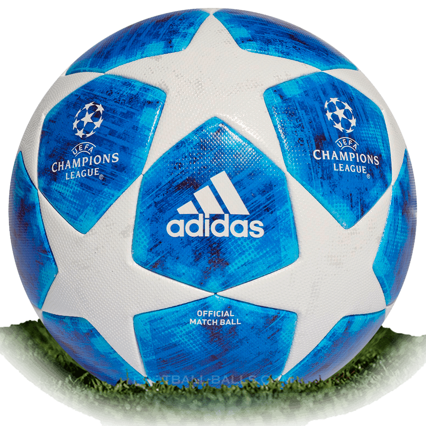 d16f32d9d2d Adidas Finale 18 is official match ball of Champions League 2018 2019