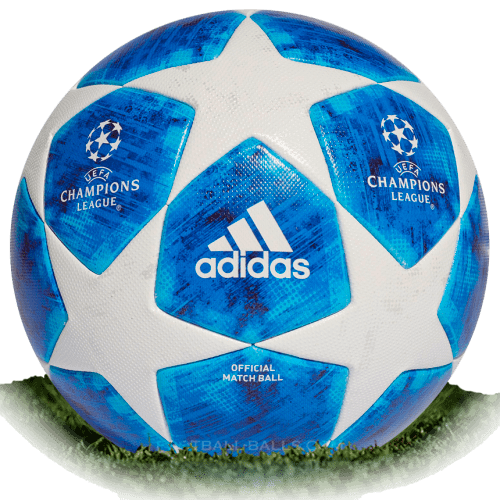 Adidas Finale 18 is official match ball of Champions League 2018/2019