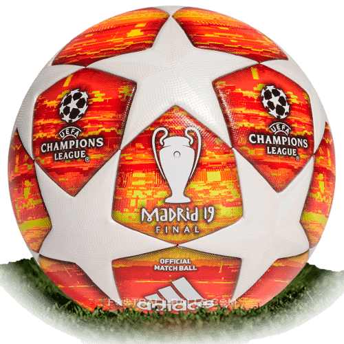 Adidas Finale Madrid is official final match ball of Champions League 2018/2019