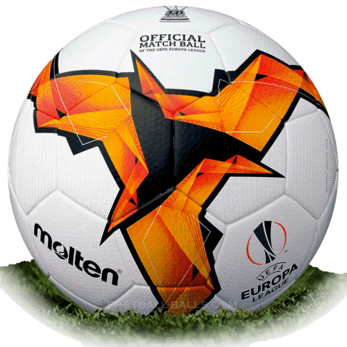 Molten Europa League 2018/19 is official final match ball of Europa League 2018/2019