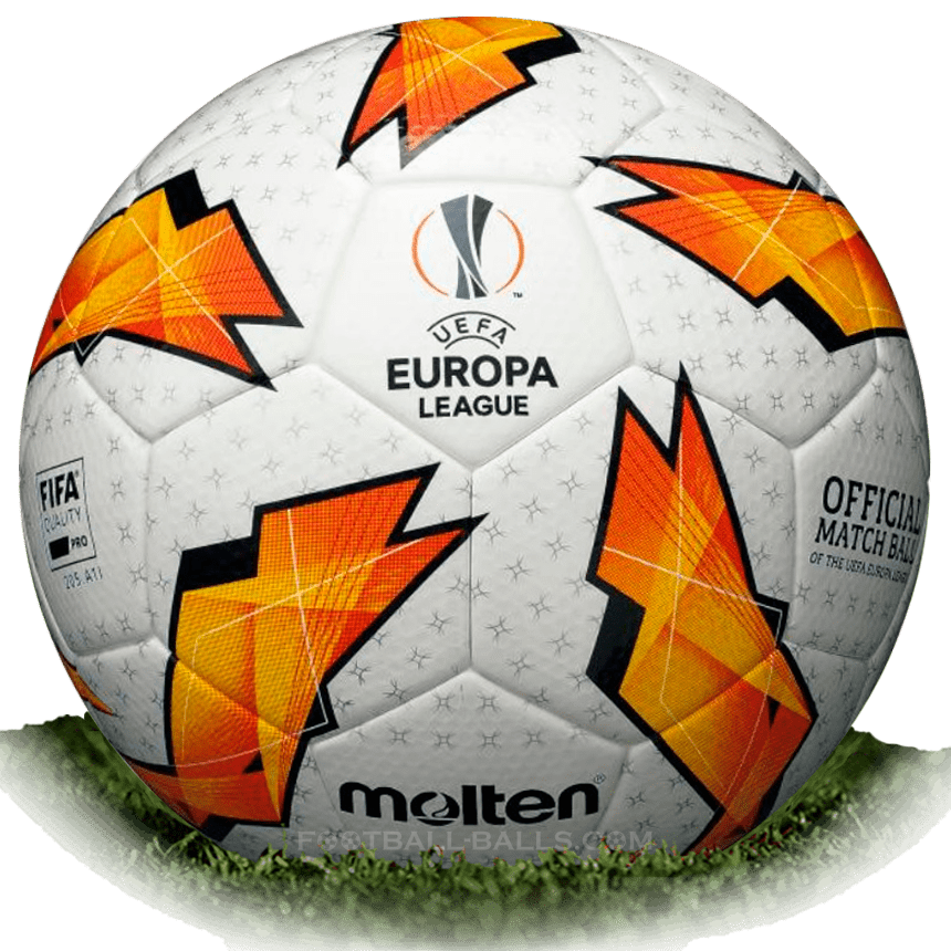 molten europa league 2018 19 is official match ball of europa league 2018 2019 football balls database football balls database