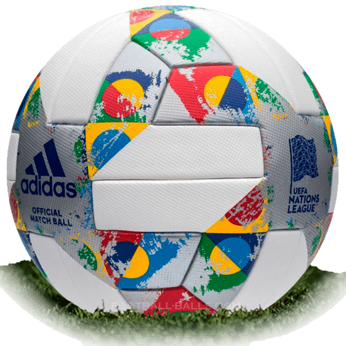 Adidas Nations League 2018/19 is official match ball of UEFA Nations League 2018/2019