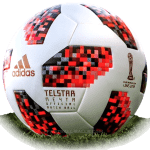 Adidas Telstar 18 Mechta is official match ball of Club World Cup 2018