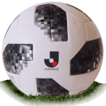 Adidas Telstar 18 is official match ball of J League 2018