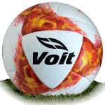 Voit Be The Fire is official match ball of Liga MX Apertura 2018