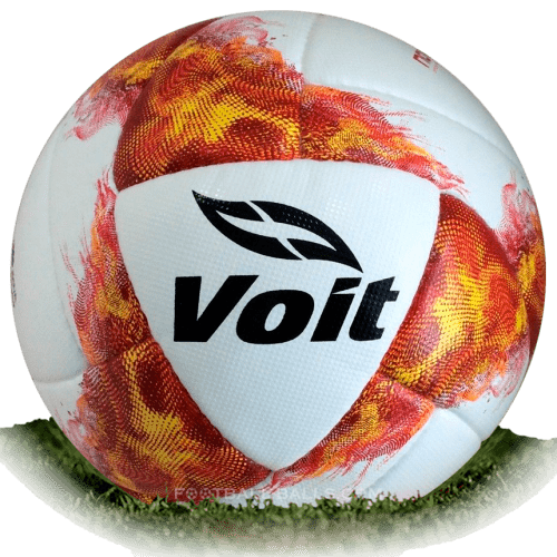 Voit Nova Be The Fire is official match ball of Liga MX Apertura 2018