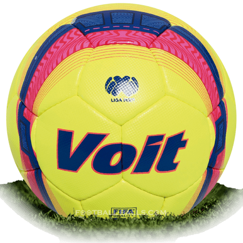 Voit Lummo Blaze is official match ball of Liga MX Clausura 2018