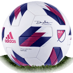Adidas Nativo 4 ASG is official match ball of MLS All-Star Game 2018
