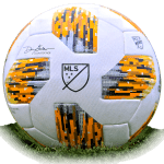 Adidas Nativo 4 Kick Childhood Cancer is official match ball of MLS 2018
