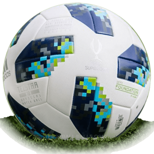 Adidas Super Cup 2018 is official match ball of UEFA Super Cup 2018