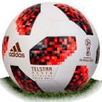 Adidas Telstar 18 Mechta is official final match ball of World Cup 2018