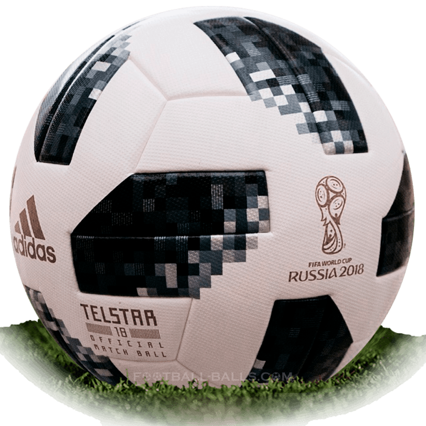 7604107b2 Adidas Telstar 18 is official match ball of World Cup 2018 | Football Balls  Database