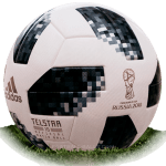 Adidas Telstar 18 is official match ball of World Cup 2018