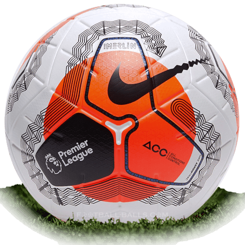 Nike Merlin 2020 is official match ball of Premier League 2019/2020