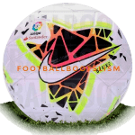 Nike Merlin 2 is official match ball of La Liga 2019/2020