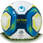 Uhlsport Elysia Hexagon is official match ball of Ligue 1 2019/2020