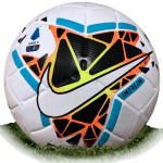 Nike Merlin 2 is official match ball of Serie A 2019/2020