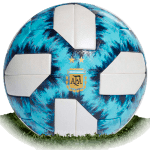 Adidas Argentum 2019 is official match ball of Superliga Argentina 2019/2020