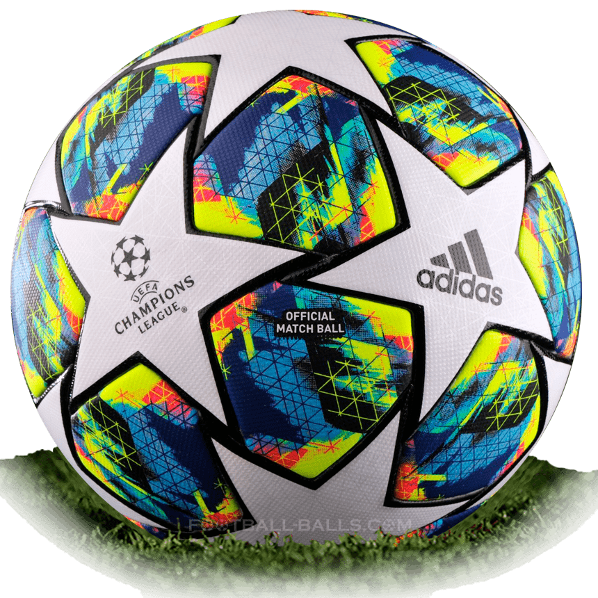 adidas finale 19 is official match ball of champions league 2019 2020 football balls database football balls database