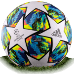 Adidas Finale 19 is official match ball of Champions League 2019/2020