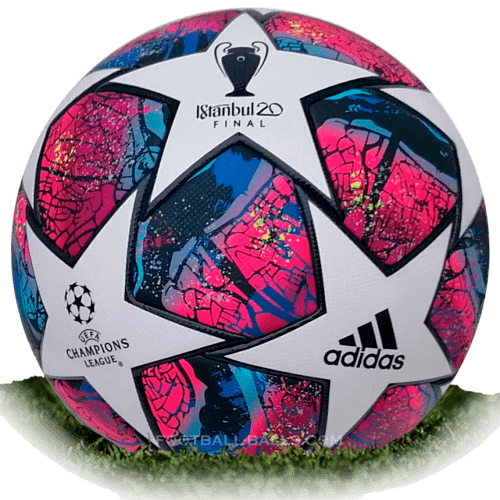 Adidas Finale Istanbul is official final match ball of Champions League 2019/2020