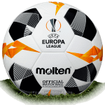 Molten Europa League 2019/20 is official match ball of Europa League 2019/2020