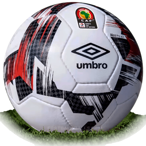 CAF Umbro Neo Pro is official match ball of Africa Cup 2019