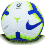 Nike Merlin CBF is official match ball of Campeonato Brasileiro 2019