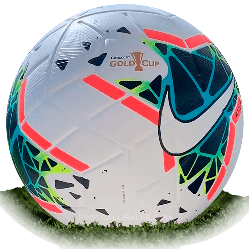 Lubricar espectro popurrí  Nike Merlin 2 is official match ball of Gold Cup 2019 | Football Balls  Database