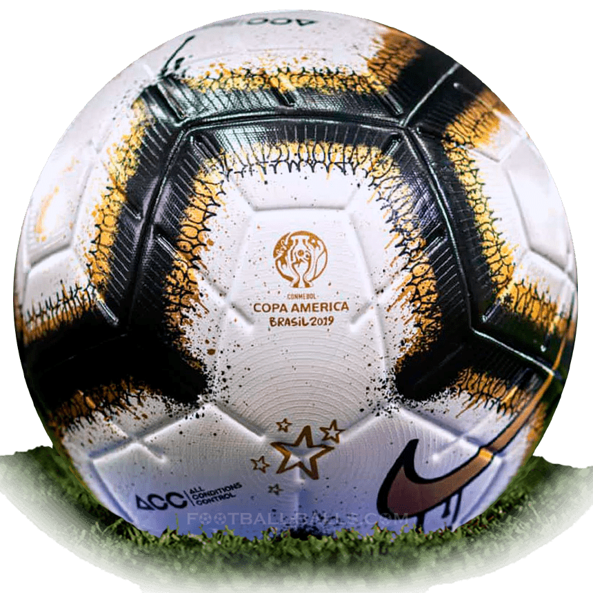 ea87c0356 Nike Rabisco Final is official final match ball of Copa America 2019 ...