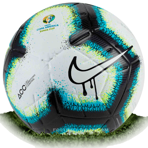 Nike Rabisco is official match ball of Copa America 2019