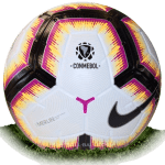 Nike Merlin CSF is official match ball of Copa Libertadores 2019