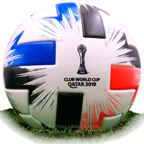 Adidas Captain Tsubasa is official match ball of Club World Cup 2019