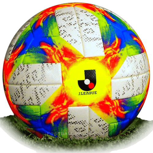 Adidas Conext19 is official match ball of J League 2019
